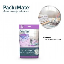Packmate Vacuüm Opbergzakken - 2-delige Set - High Volume Xl