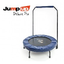 Orange Moovz Jump Up Trampoline Deluxe Pro